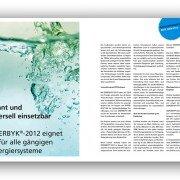 Broschüre Innovation, BYK