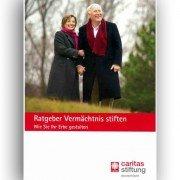 Broschüre Ratgeber, Caritas Stiftung Deutschland