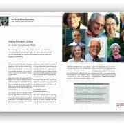 Jahresbericht, Caritas Stiftung Deutschland