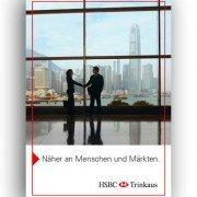 Imagebroschüre, HSBC Trinkaus