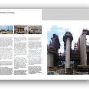 Broschüre Wasserbauwerke, Harsco