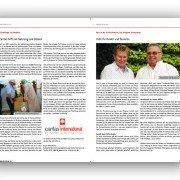 Newsletter Caritas Stiftung Deutschland