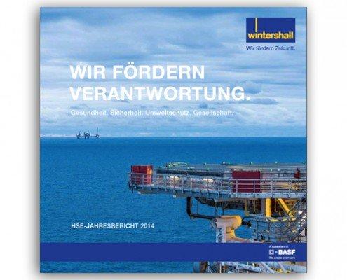 Wintershall HSE Jahresbericht 2014