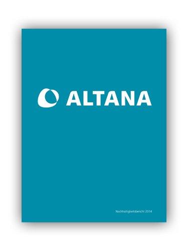 Nachhaltigkeitsbericht ALTANA 2014