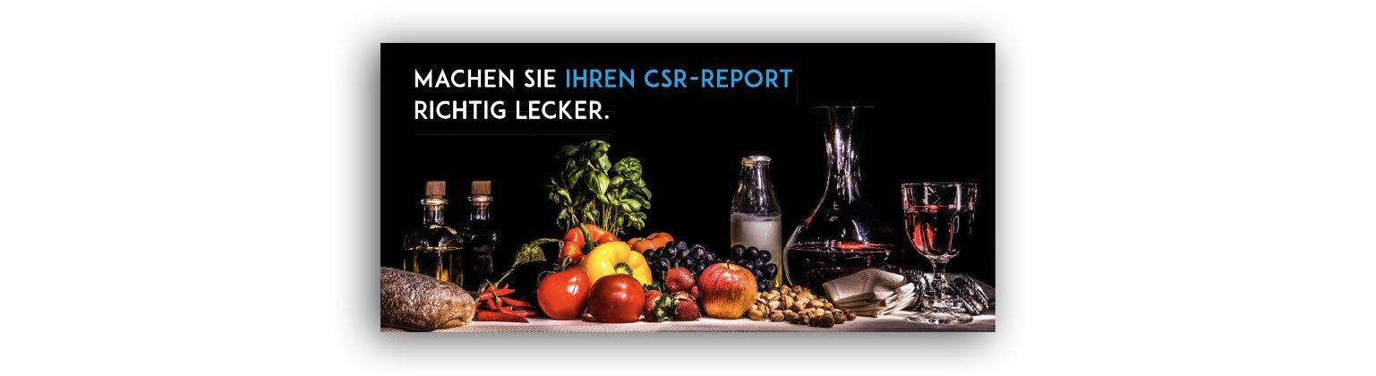 Doppelter ROI für Ihren CSR-Bericht