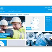 Website thyssenkrupp MillServices & Systems