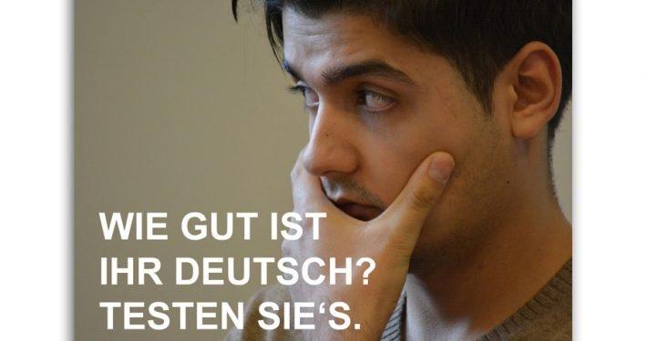 Testen Sie Ihr Deutsch!