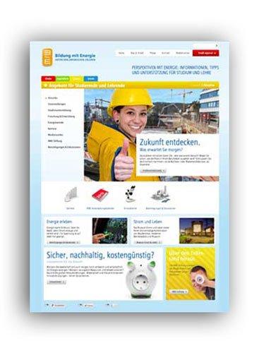 RWE: Bildungskommunikation für Kinder und Jugendliche.