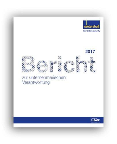Wintershall: CSR-Bericht 2017 mit dem von uns getexteten Schwerpunktthema Sustainable Development Goals (SDG).