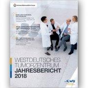Jahresbericht Westdeutsches Tumorzentrum Titel