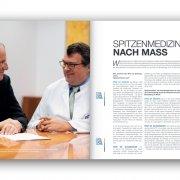 WTZ Jahresbericht Spitzenmedizin nach Maß