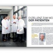 WTZ Jahresbericht 2018 Exzellenz zum Wohl des Patienten