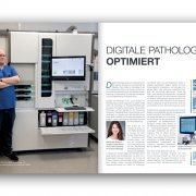 WTZ Jahresbericht 2018 Digitale Pathologie optimiert