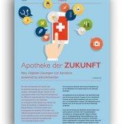Kundenmagazin für Apotheker: Blick nach vorn.